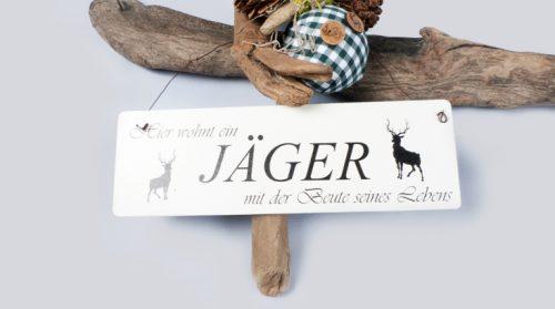 GARDEROBE JÄGER HIRSCH SCHWEMMHOLZ